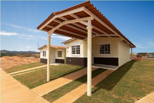 Proyectos de vivienda en Panamá. Proyectos de casas económicas en Panamá.