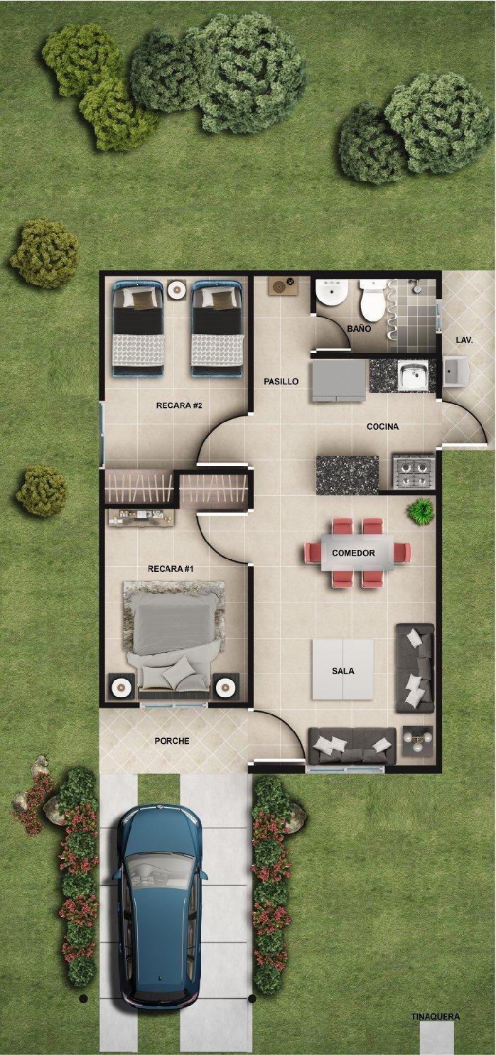 Residencial Jardines de La Mitra Bono Solidario MIVI Proyectos de vivienda en Chorrera con bono del MIVI